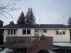 Roofing Calgary - After Rubber Roofing